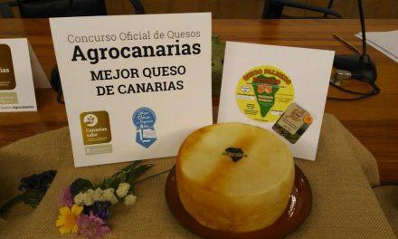 El Queso Palmero Victorino elegido Mejor Queso de Canarias