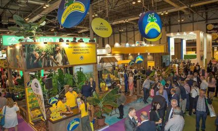 FRUIT ATTRACTION CON EL PLÁTANO DE CANARIAS COMO PROTAGONISTA