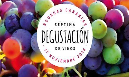 CANARY WINE PRESENTE EN LA VII DEGUSTACIÓN DE BODEGAS CANARIAS