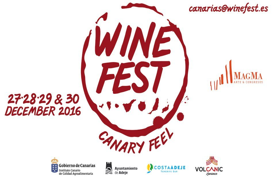 WINE FEST CANARY FEEL