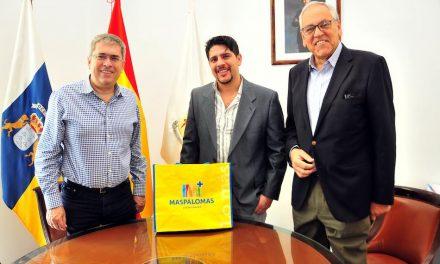 LOS COCINEROS DE MASPALOMAS PIDEN LA PROMOCIÓN DE GRAN CANARIA EN MADRID FUSIÓN 2018