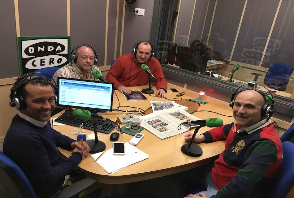 SABOREANDO EN LA ONDA – PODCAST PROGRAMA 17 FEBRERO 2017