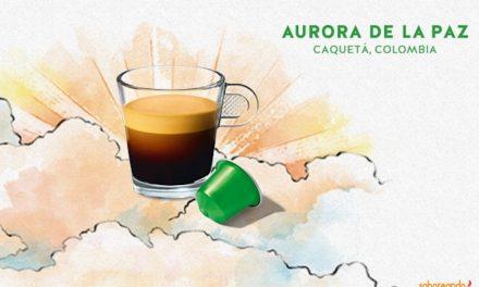 AURORA DE LA PAZ, NUEVO CAFÉ SOSTENIBLE