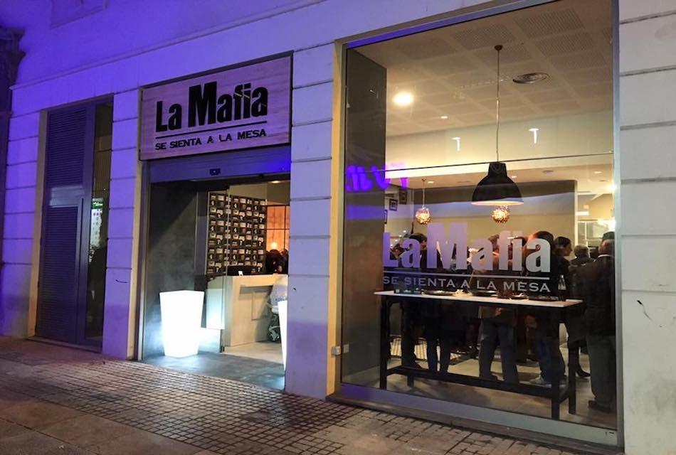 """LA MAFIA SE SIENTA A LA MESA"" ABRE SU PRIMER RESTAURANTE EN TENERIFE"