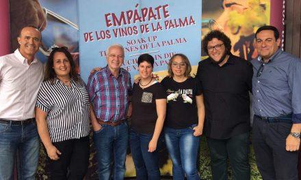 GRAN ÉXITO DEL ENCUENTRO ENOGASTRONÓMICO DE SANTA CRUZ DE LA PALMA CELEBRADO EL PASADO FIN DE SEMANA