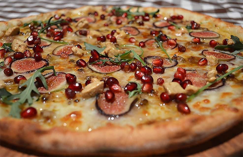 presentado el libro la pizza es alta cocina saboreando