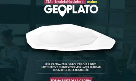 """MAKRO PRESENTA """"GEOPLATO"""" PARA FOMENTAR LOS #MARTESDELAHOSTELERÍA"""