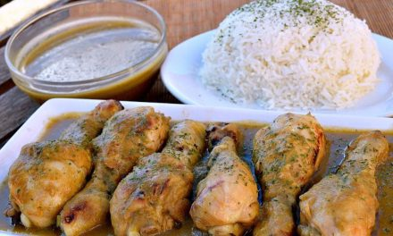MUSLITOS DE POLLO AL CURRY