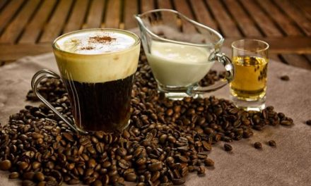 CAFÉ IRLANDES O IRISH COFFEE