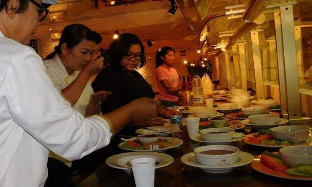 EL HOTEL BOTÁNICO ACOGIÓ UN CURSO DE FORMACIÓN EN COCINA TAILANDESA