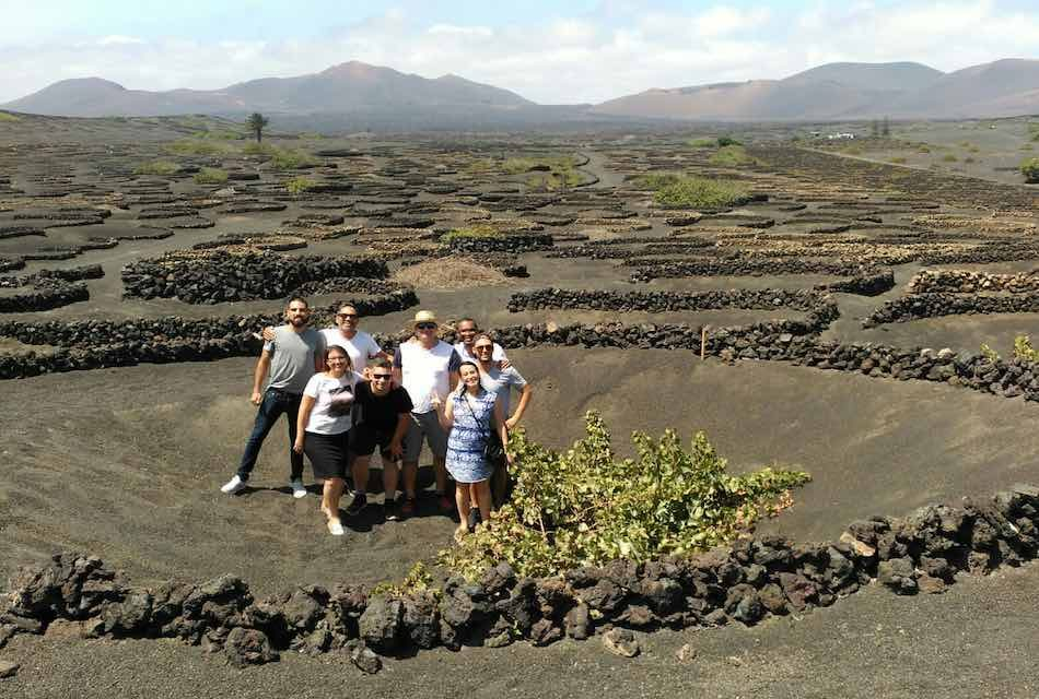 CINCO INFLUENCERS CANADIENSES DISFRUTAN DE LOS ENCANTOS DE LANZAROTE