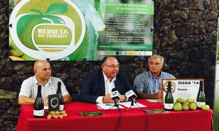 PRESENTADA LA XI MUESTRA DE LA MANZANA REINETA EN EL SAUZAL