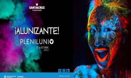 """""""PLENILUNIO SANTA CRUZ"""" REFUERZA SU OFERTA GASTRONÓMICA"""