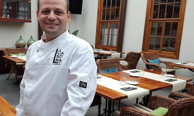 "ABIERTO EL NUEVO RESTAURANTE ""LA CASONA DE PAU BERMEJO"" EN LA LAGUNA"