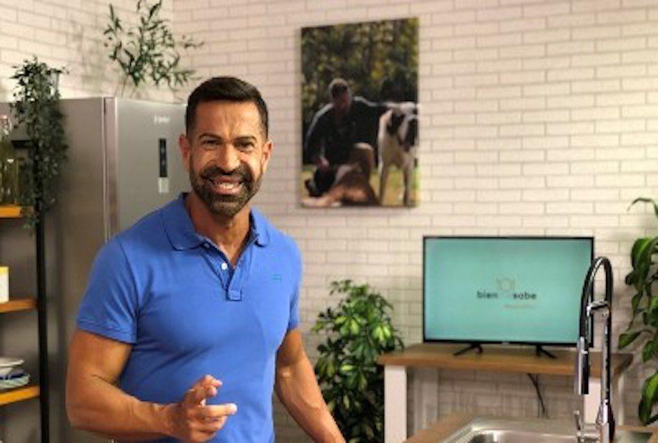 """MANUEL ARTILES ESTRENA SU """"BIENMESABE"""" EN LA TELEVISIÓN CANARIA"""